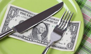 How much can you afford to put on your plate?