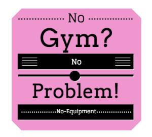 no-equipment workout
