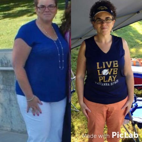 Rosie's amazing transformation. September 2014- June 2015