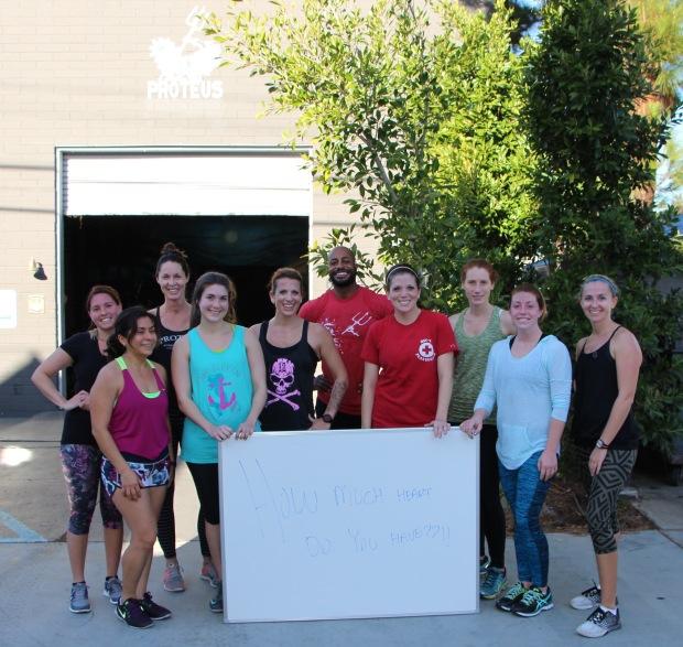 The Mom Crew at American Sled Dogs Coronado